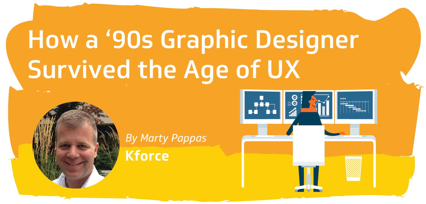 How a '90s Graphic Designer Survives the Age of UX