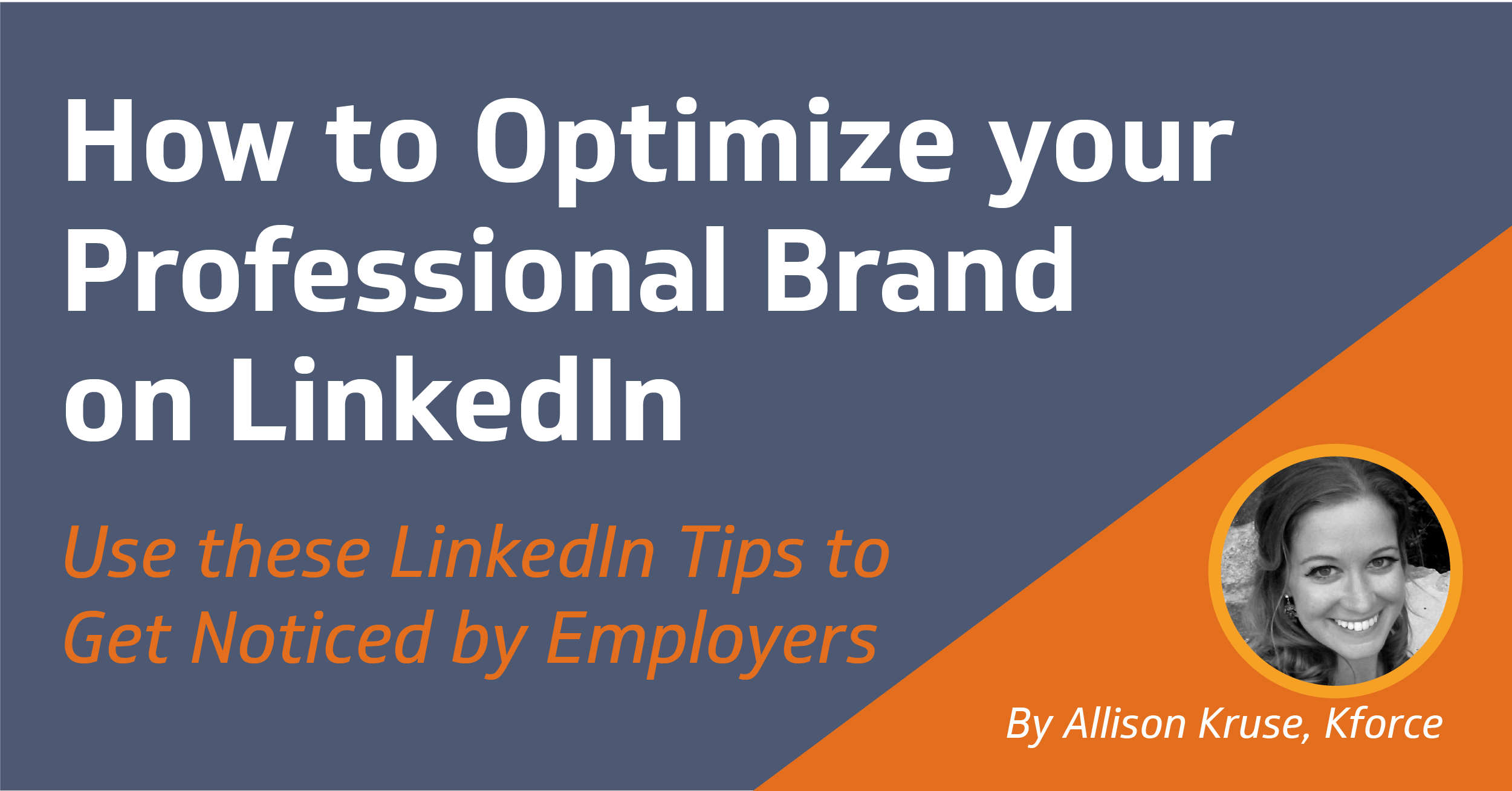 LinkedIn - What's your professional brand?