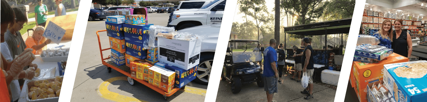 Help those in need, with Kforce