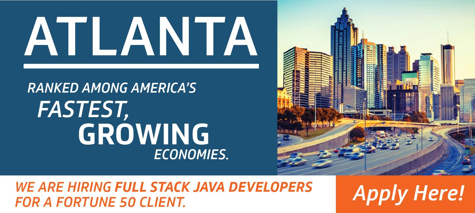 Jobs in Atlanta