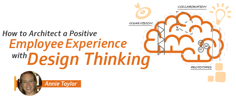 Positive Employee Experience with Design Thinking