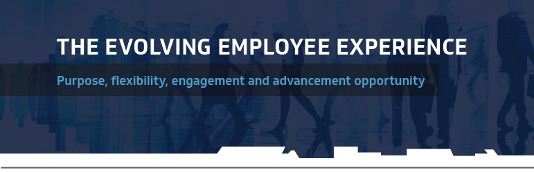 The evolving employee experience