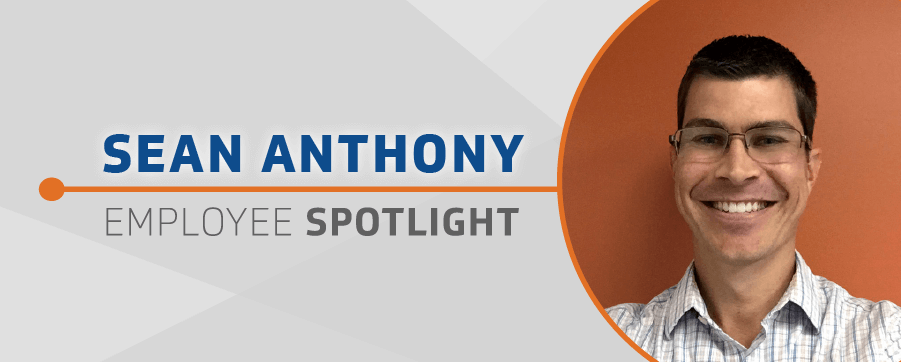 Employee Spotlight - Sean Anthony