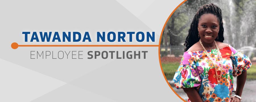 Kforce Employee Spotlight | Tawanda Norton