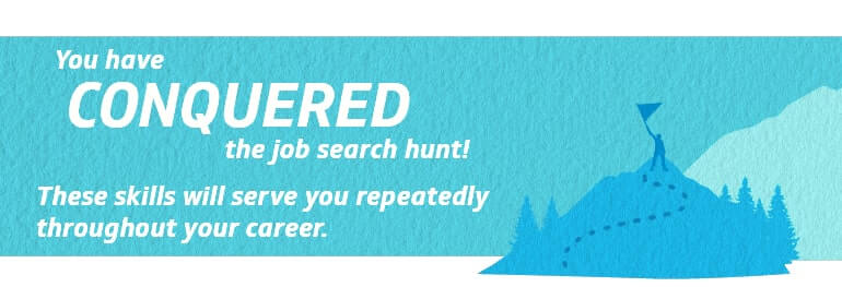 job search hunt