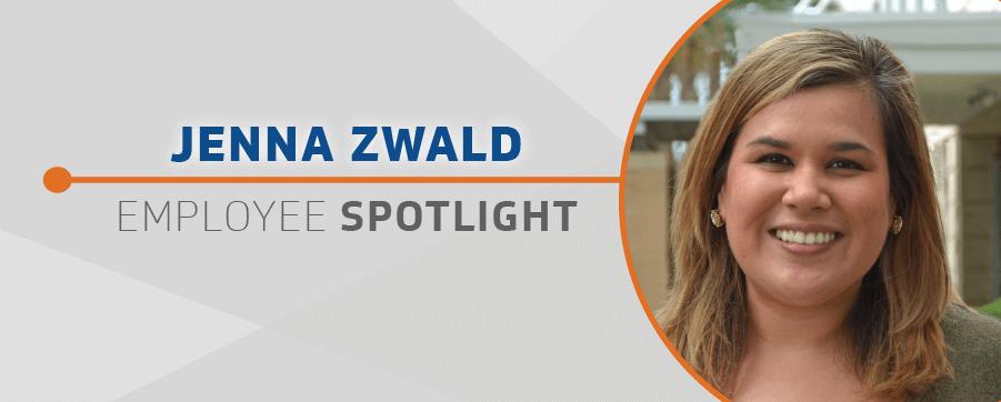 Kforce Employee Spotlight - Jenna Zwald