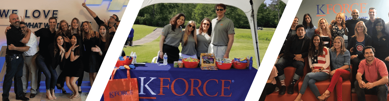 Kforce Internship Opportunities