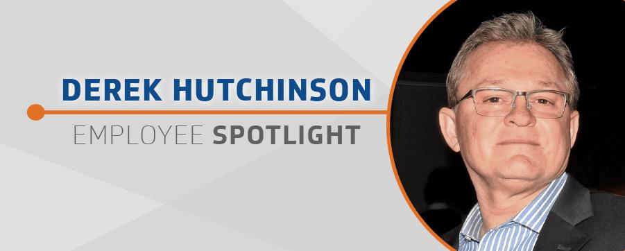 Derek Hutchinson - Employee Spotlight