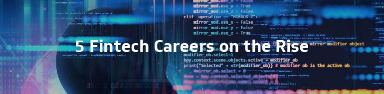 Fintech Careers
