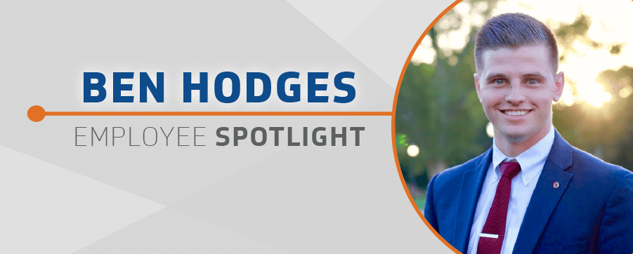 Kforce Employee SPotlight Ben Hodges