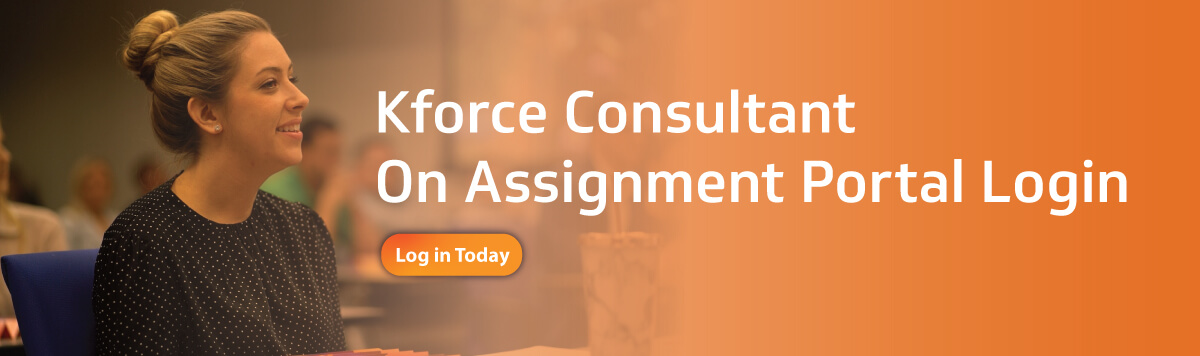 Consultant Login | Kforce