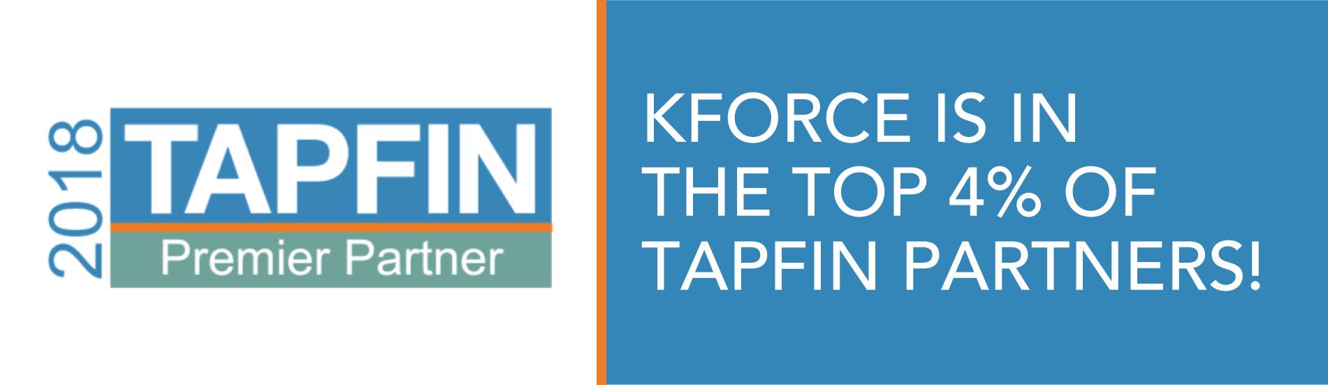 2018 TAPFIN Premier Partner