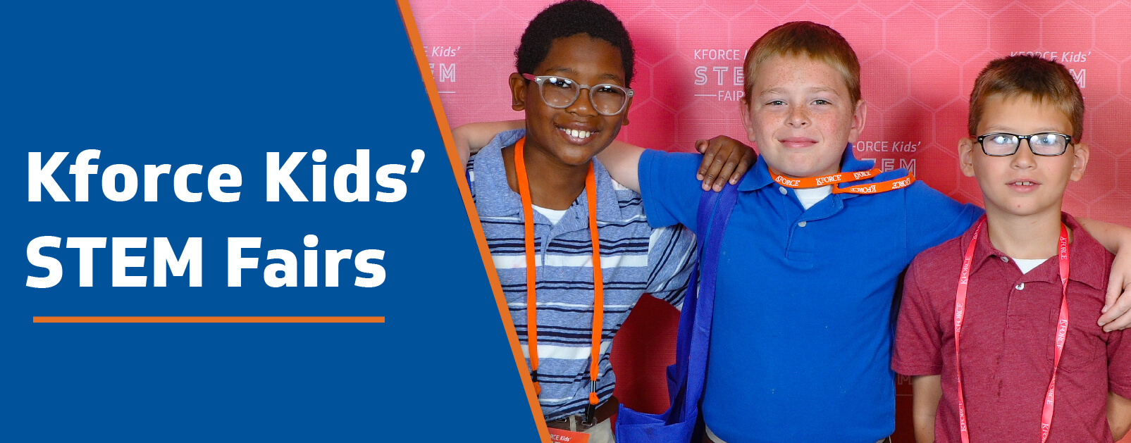 kforce kids' stem fairs