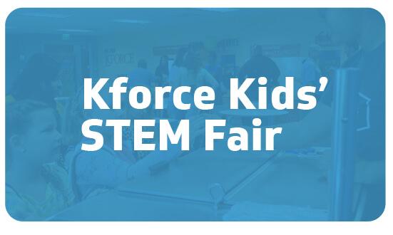 kforce kids' stem fair