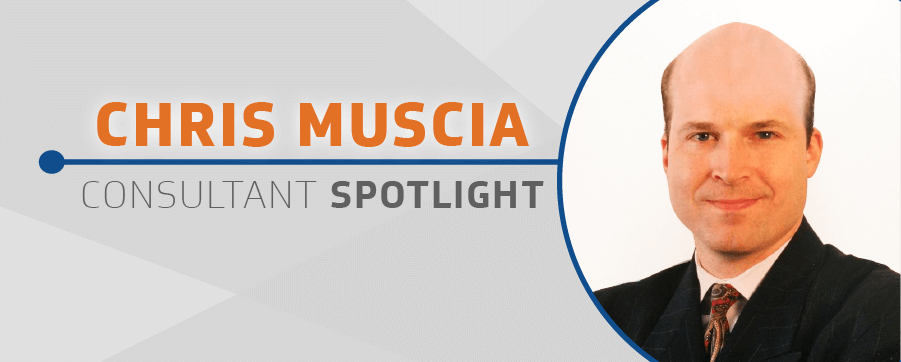 consultant spotlight Chris Muscia