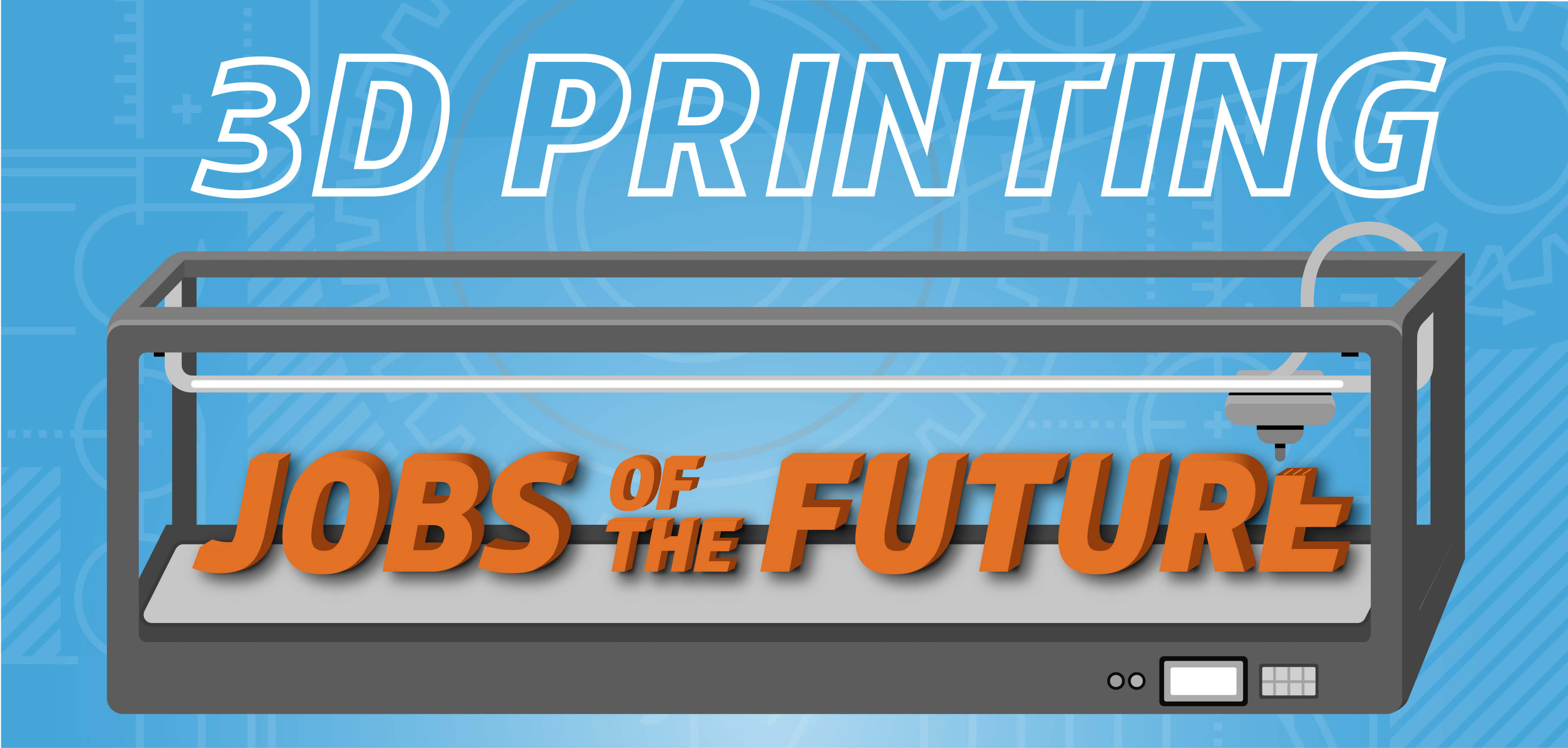 3d printing jobs of the future