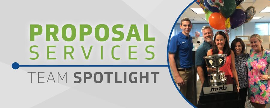 team spotlight proposal services