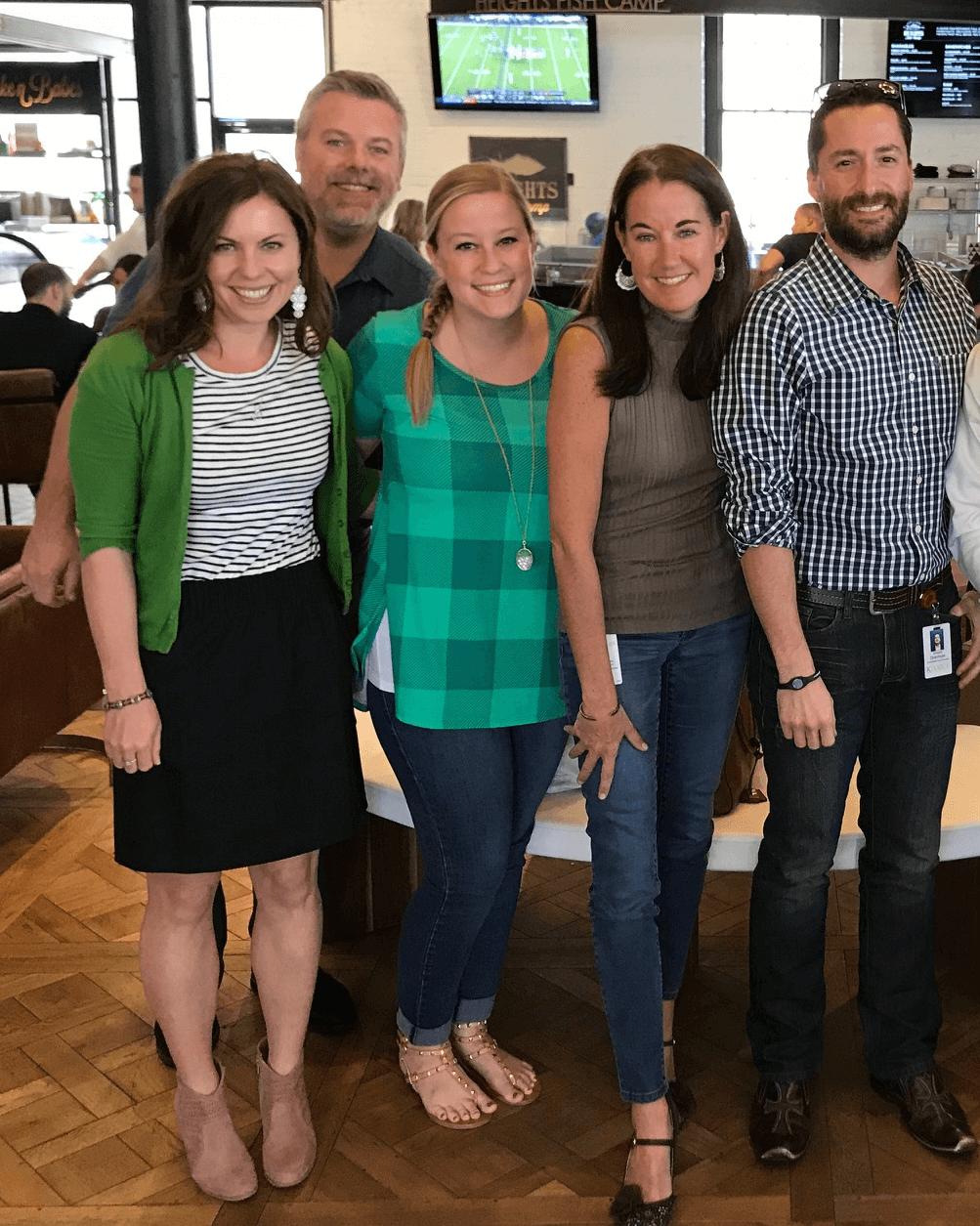 proposal services team