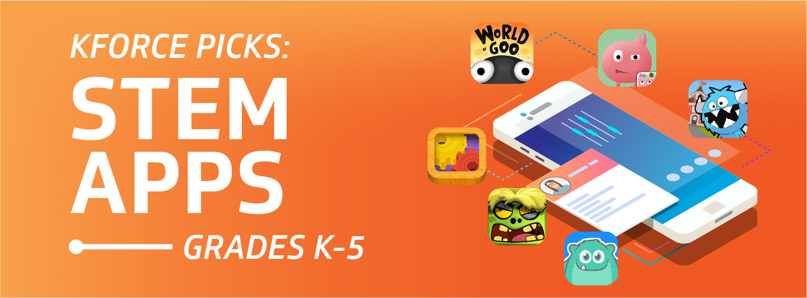 Check Out Our Picks for the Top STEM Apps: Grades K-5