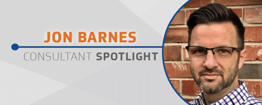 Jon Barnes - Consultant SPotlight