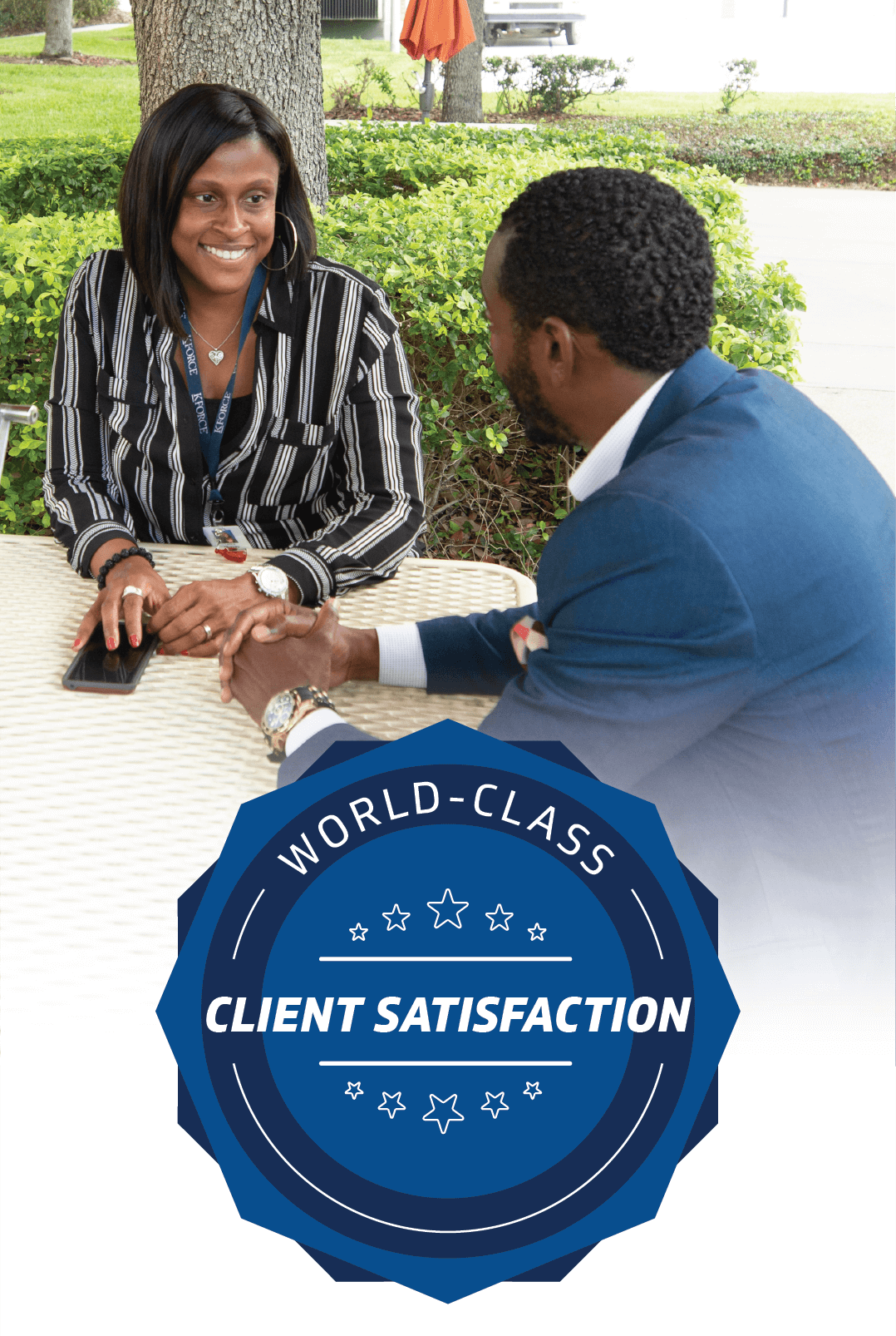 world class client satisfaction