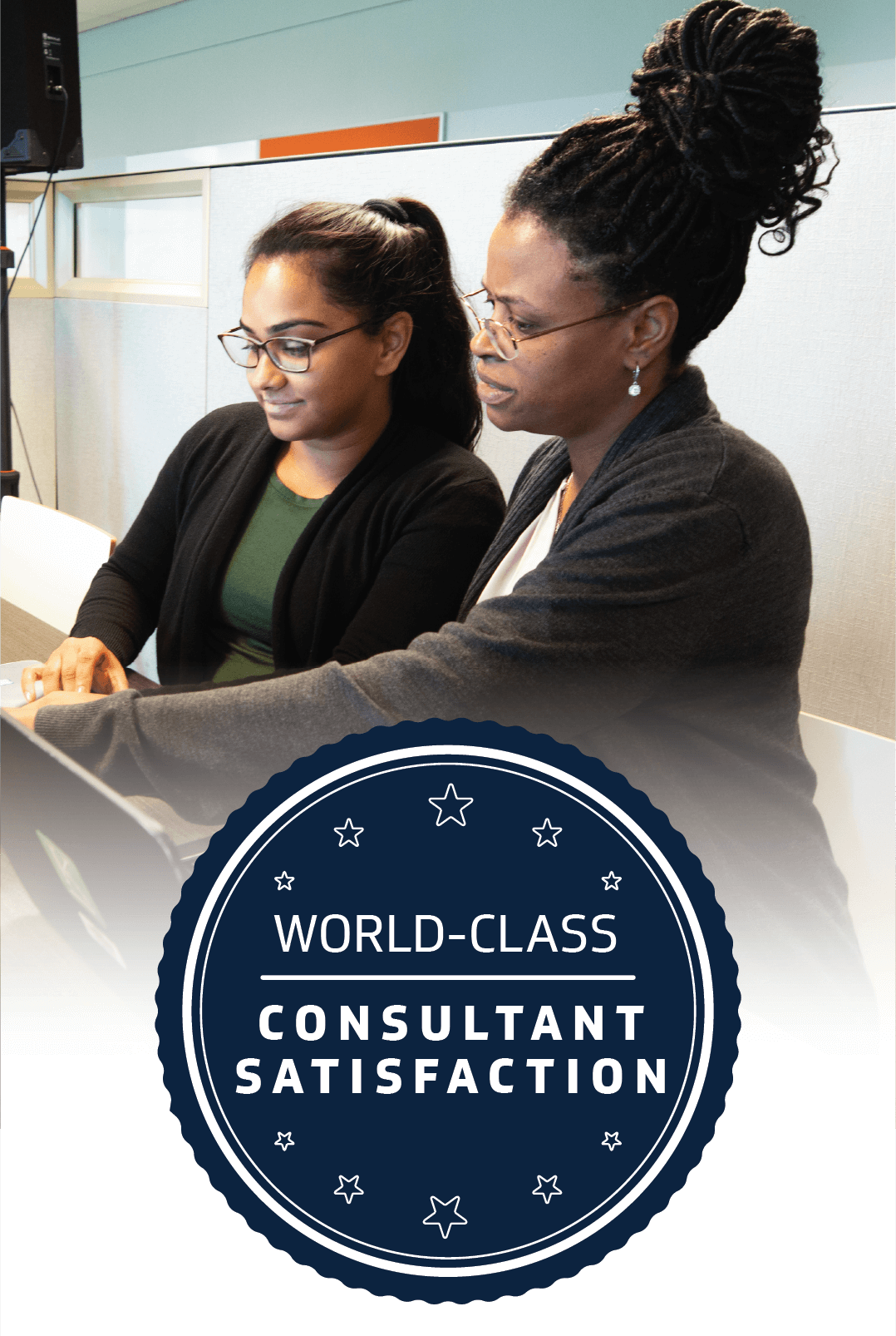 world class consultant satisfaction