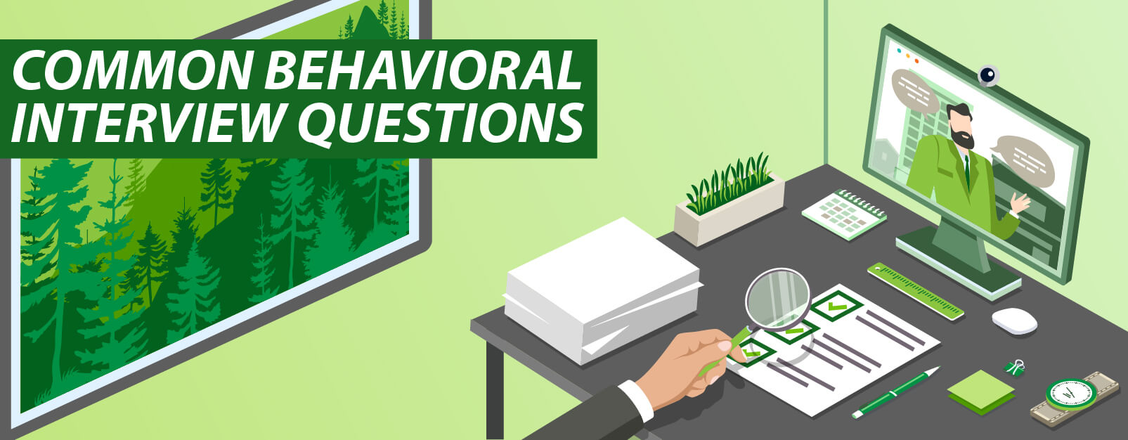 Common Behaviroral Interview Questions
