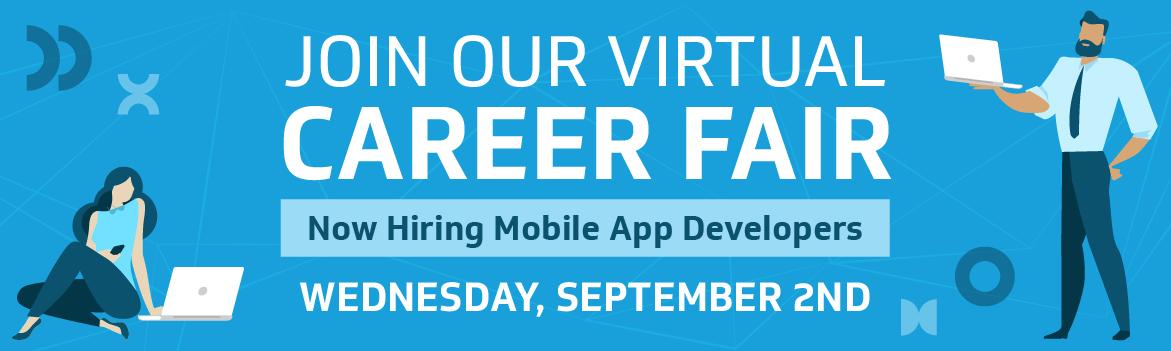 Join Our Virtual Career Fair