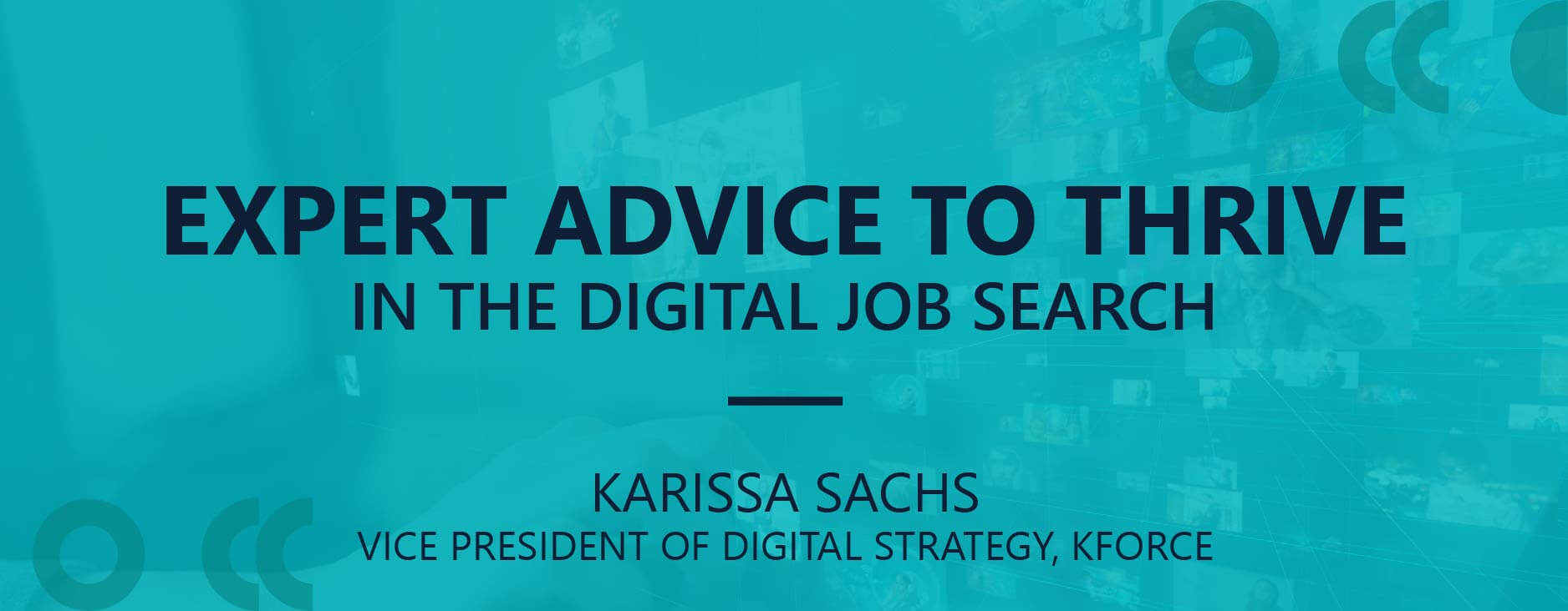 Expert Advice to Thrive in the Digital Job Search
