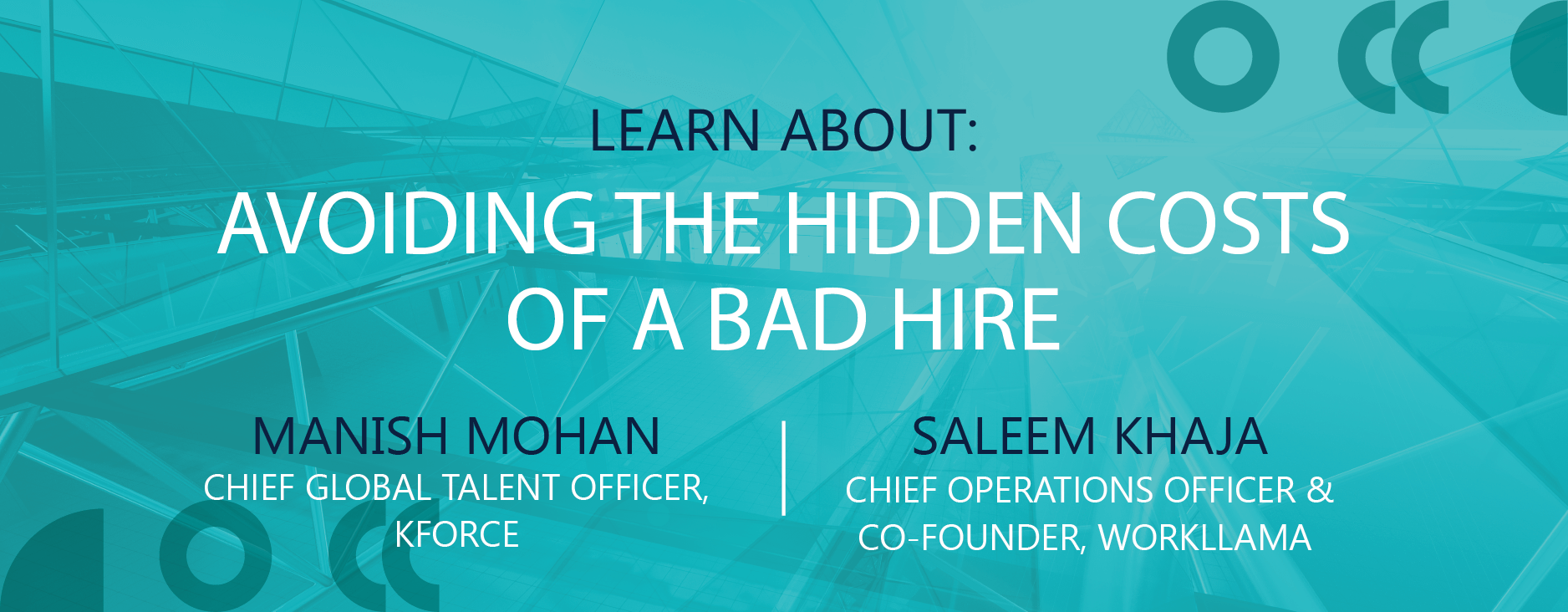 Avoiding the Cost of a Bad Hire