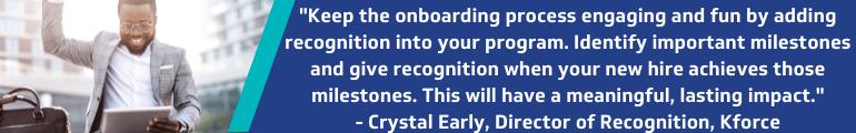 Create a Virtual Recognition Program